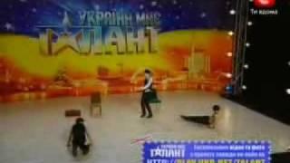 Украина мае талант-vertical limit