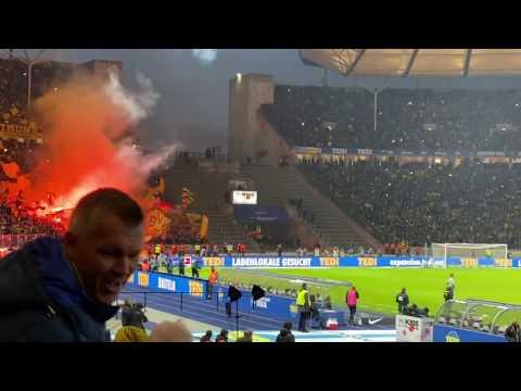 MatchDay Experience || Hertha Berlin Vs. Borussia Dortmund (2019)