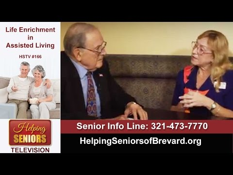 Life Enrichment in Assisted Living