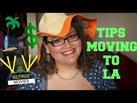 Tips on Moving to Los Angeles: Where To Live, Parking, Traffic ★