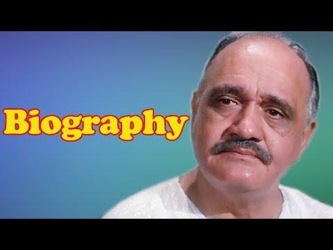 Om Prakash - Biography