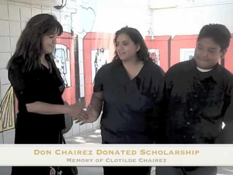 Quannah McCall Scholarships