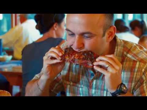 Bucket Trippin' with Chet Garner - Carolina Whole Hog BBQ