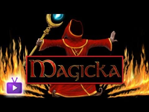 ★ Magicka - PvP, The LoL Edition!, Ft. Big C, Hengest, Rurikhan - TGN