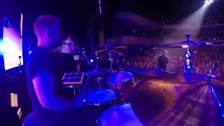 Matthew West - Broken Things (Drumcam)
