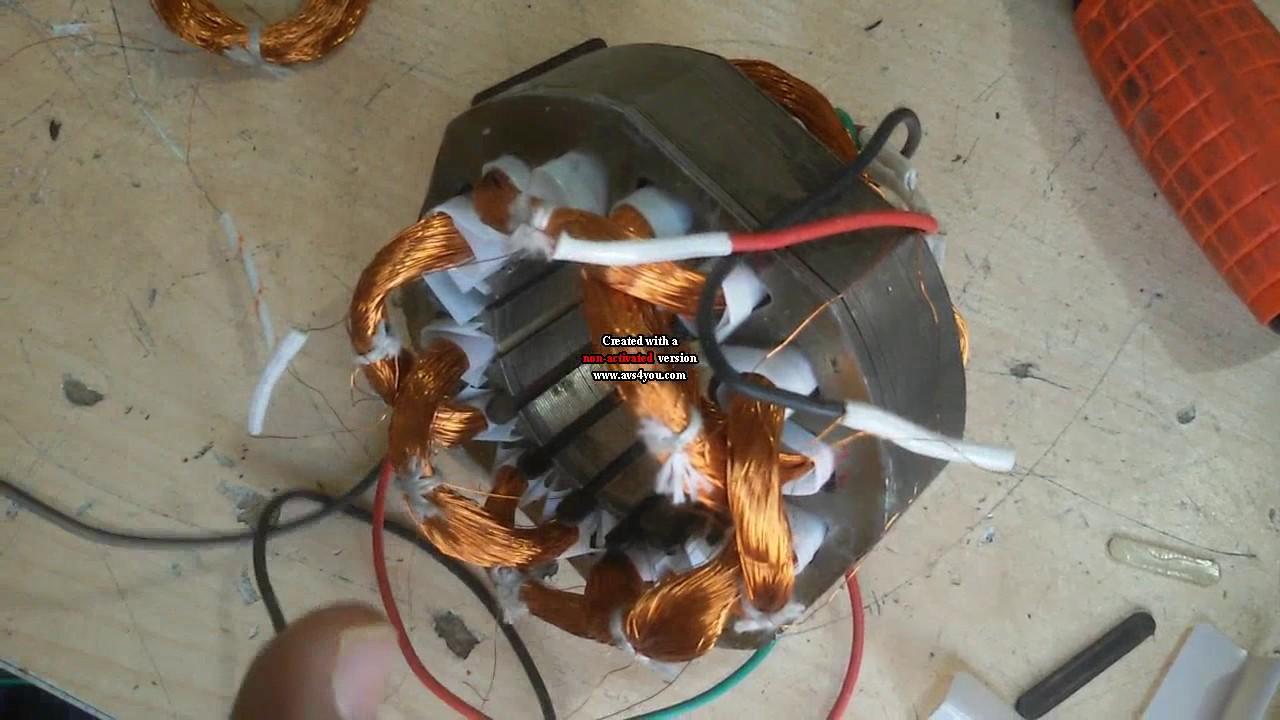 How to make table fan open and rewinding | fan rewinding