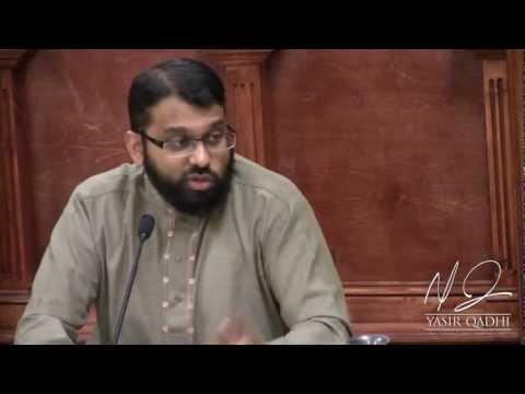 Seerah of Prophet Muhammed 9 - Marriage to Khadija & Re-building Kaa'ba - Yasir Qadhi | Sept 2011