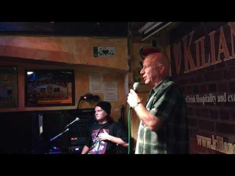 Dad singing