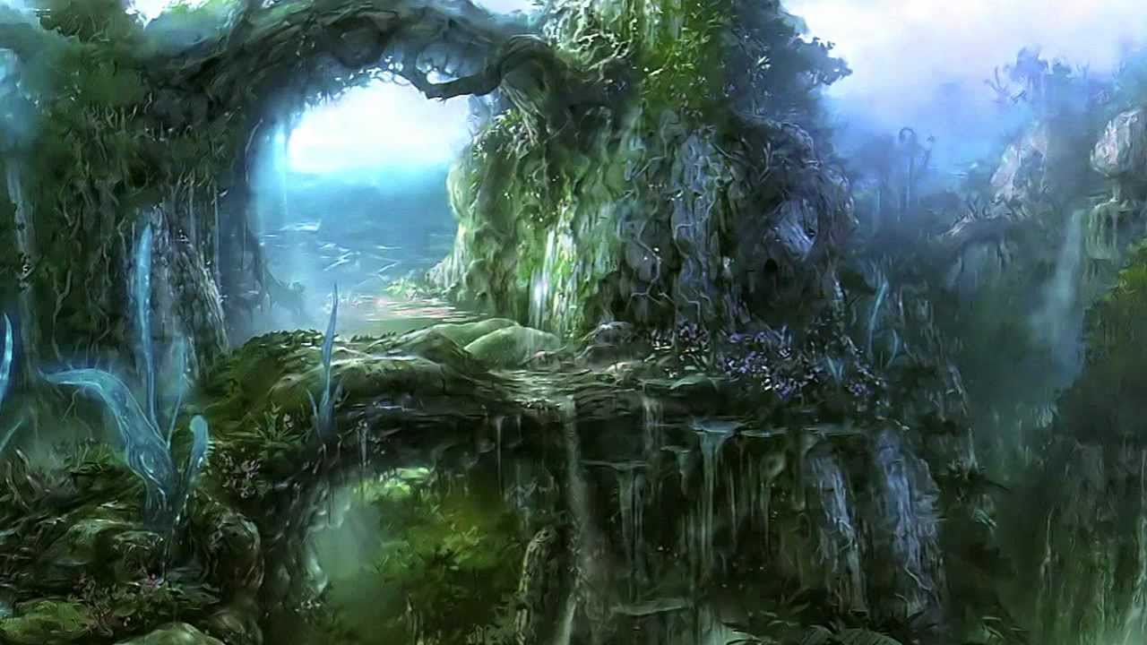 3d Windmill Wallpaper Final Fantasy Xiii Ost The Sunleth Waterscape Jp Version