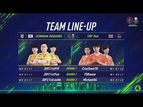 Jeonnam Dragons vs TNP RED - Vòng Bảng Ngày 3 [EACC Spring 2019]