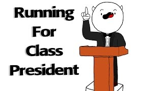 Download Running for Class President Mp3 and Videos