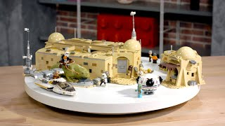 LEGO Star Wars Mos Eisley Cantina | LEGO Designer Video 75290