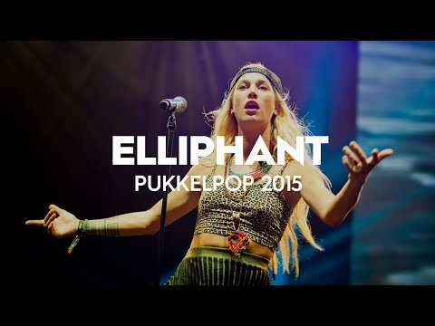 Elliphant - Only Getting Younger // Pukkelpop 2015