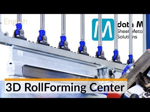3D Rollforming Center