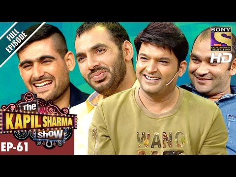 The Kapil Sharma Show -    - Ep-61-Kabaddi Champions In Kapil's Show20th Nov 2016