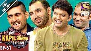 The Kapil Sharma Show 20-11-2016 | The Kapil Sharma Show Episode 61 with Kabaddi Champions