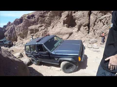 Odessa Canyon Trail