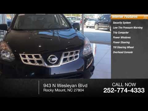 2014 Nissan Rogue Select Rocky Mount NC P616454