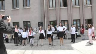 Türk yurdu koleji 2016 yılı bahar şenliği ( 5.sınıflar)