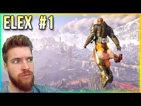 ELEX Gameplay Walkthrough