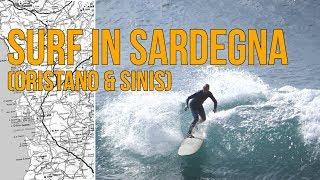 SURF Sardegna: Oristano e le ONDE più BELLE del mediterraneo (Fuoristagione 10)