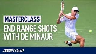 Defend Like De Minaur   MASTERCLASS   ATP