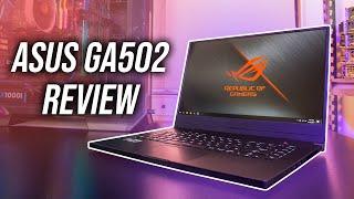 ASUS Zephyrus G (GA502DU) Gaming Laptop Review