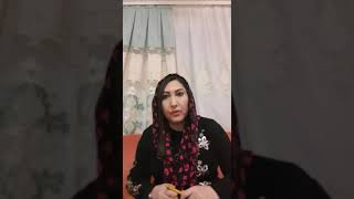 اشک و لبخند واکنش جدی این خانم در مورد طاهره و عبدالله