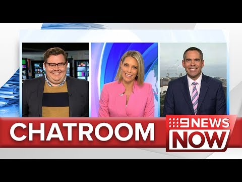 Leonardo DiCaprio Slams Australia, Disney Disclaimer, Kids Career Choice | Nine News Australia