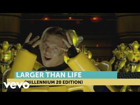 Backstreet Boys - Larger Than Life