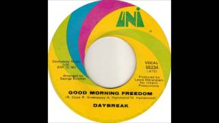 Daybreak - Good Morning Freedom