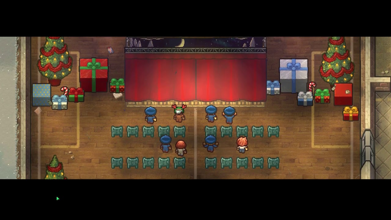 Santa's Shakedown - Official The Escapists Wiki