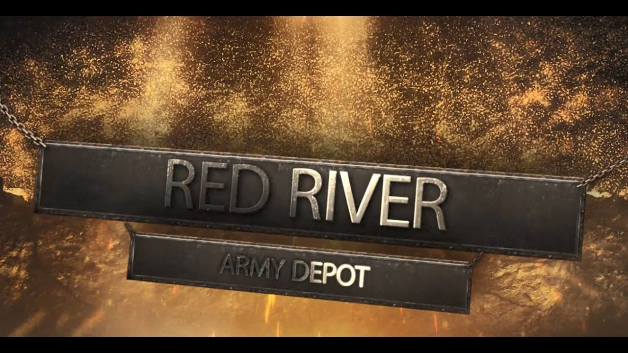 Red River Story #Readiness #Ready2Fight