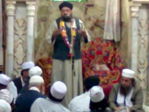 MOHRA SHARIF KARACHI PRO SALEEM ABBAS NASHQBANDI BAYAN DEC 2011