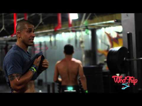 WOD TRIP [Interview w/ Julio Rivera]