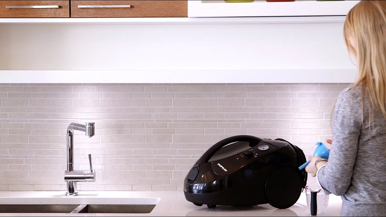 Dupray ONE Plus™ Steam Cleaner Demo - YouTube