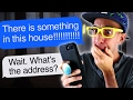Text finding out someone DIED IN MY HOUSE! (Hooked | Imaginary Friend)