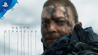 Death Stranding - Characters Short Trailer | PS4