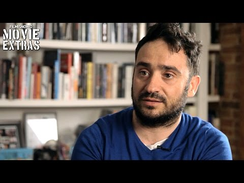 A Monster Calls  Onset visit with J.A. Bayona 'Director'