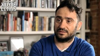 a monster calls   on set visit with j a bayona director