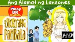 Ang Alamat ng Lansones | iStoryang Pambata🇵🇭 | TAGALOG STORIES FOR KIDS