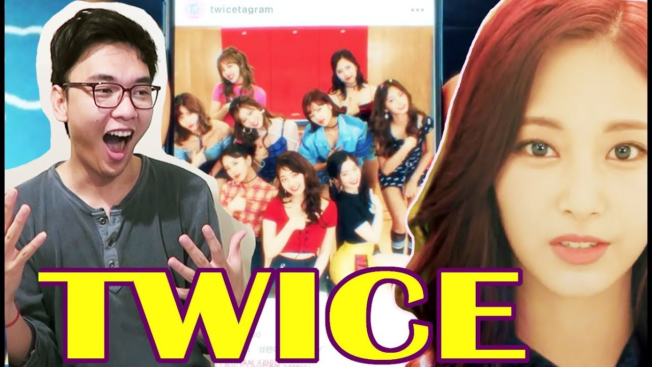 Twice - Likey MV Reaction [Oh My TZUYU!!! Jihyo, Momo & SANA!!!]