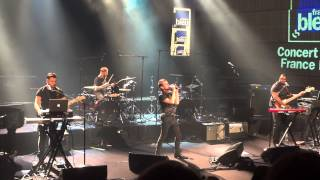 Josef Salvat - Concert Privé France Bleu - 21.05.2015 - Open Season (Une Autre Saison)