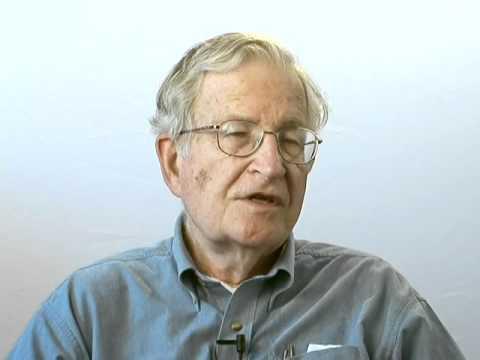 Chomsky on Democracy in America