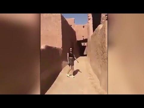 Saudi woman's post in miniskirt sparks backlash