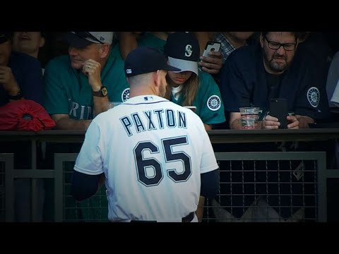 AL Player of the Week: James Paxton