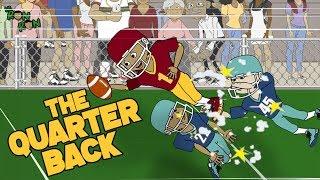 The Quarterback 🏈🏃🏿💥