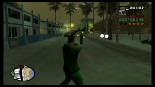 Grand Theft Auto San Andreas  2k is Trash 