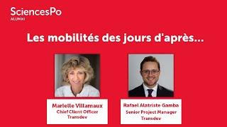 Sciences Po Alumni | 04/06/2020 | Transdev : Les mobilités des jours d'après...