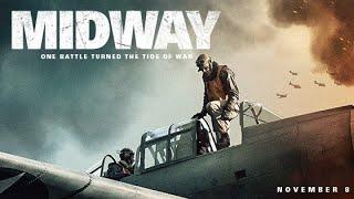 Midway (2019 Movie) Official Trailer [HD] - Nick Jonas, Ed Skrein, Patrick Wilson